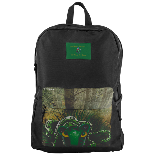 Am Never Et Peps Oaklander Backpack by Cat-P™ - [1-Backpack] - TheRightBuy4BackPacks.com