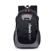 Load image into Gallery viewer, Camping Waterproof Backpack, Adjustable Strap, Top Handler, Front Pocket, Zipper - [1-Black] - TheRightBuy4BackPacks.com