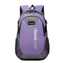 Load image into Gallery viewer, Camping Waterproof Backpack, Adjustable Strap, Top Handler, Front Pocket, Zipper - [1-Purple] - TheRightBuy4BackPacks.com
