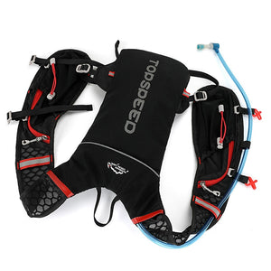 Cycling Sports Bag, Adjustable Strap, Top Handler, Zipper - [1-Black] - TheRightBuy4BackPacks.com
