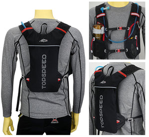 Three Way Viewed Cycling Sports Bag, Adjustable Strap, Top Handler, Zipper - [1-Black] - TheRightBuy4BackPacks.com