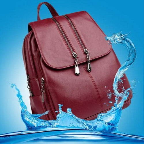 Sophisticated Laptop Leather Look Bag For Women - [variant-title] - TheRightBuy4BackPacks.com