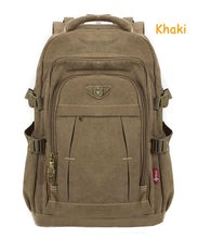 Load image into Gallery viewer, Man's Canvas Vintage Backpacks - [variant-title] - TheRightBuy4BackPacks.com