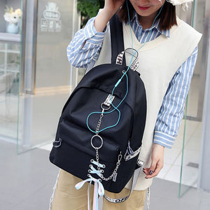 Rucksack Canvas Backpack - [variant-title] - TheRightBuy4BackPacks.com