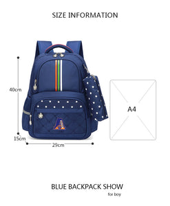 Kids School Bag - [variant-title] - TheRightBuy4BackPacks.com