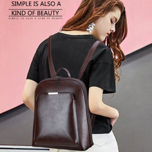 Load image into Gallery viewer, Vintage Genuine Leather Backpack - [variant-title] - TheRightBuy4BackPacks.com