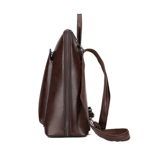 Vintage Genuine Leather Backpack - [variant-title] - TheRightBuy4BackPacks.com
