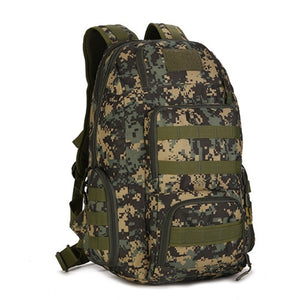 Military Tactical Waterproof Nylon Backpack - [variant-title] - TheRightBuy4BackPacks.com