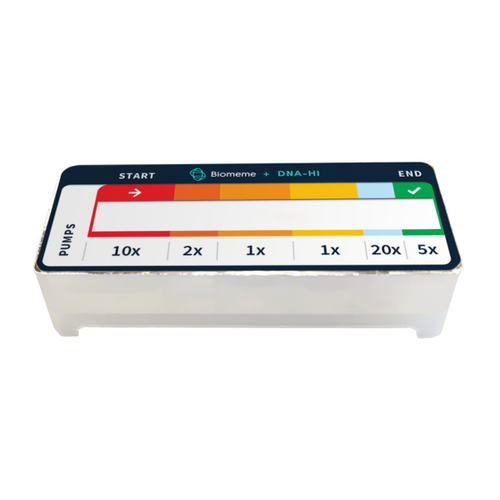 M1 Sample Prep Cartridge Kit for DNA, DNA-HI, RNA and eDNA