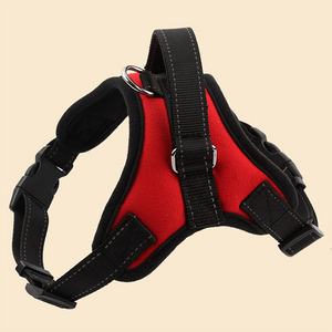 Neck-protection Prevent-arthritis Dog Chest Strap with Traction Rope