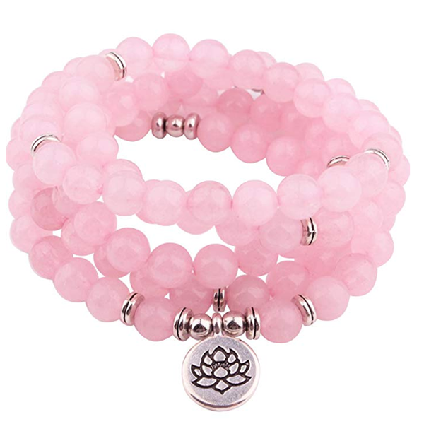 Increasing charm Soothing soul Natural Crystal Lucky Bracelet Series