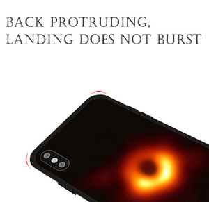 Black Hole Cell Phone Shell