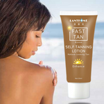 1 Week Getting Permanent Bronze Skin Self tanning lotion