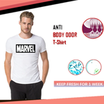 Anti-body odor Sports T-shirt (Keep fresh all week)