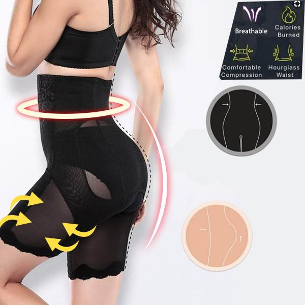 Caffeine Thermal Underwear (4 Times Calories Burning Slimming Underwear)
