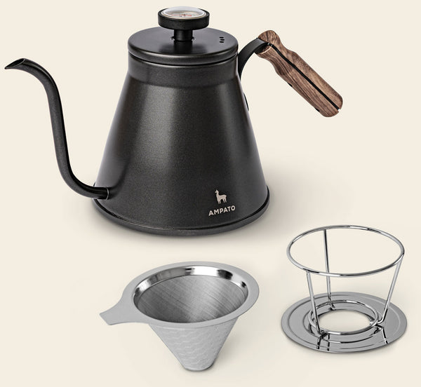 "Ampato Pour-Over Set ""Huayna"""
