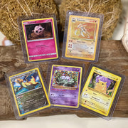Collectable Pokemon Cards