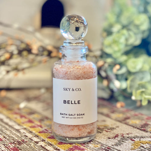 Belle Bath Salt