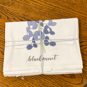 Bluebonnet Tea Towel
