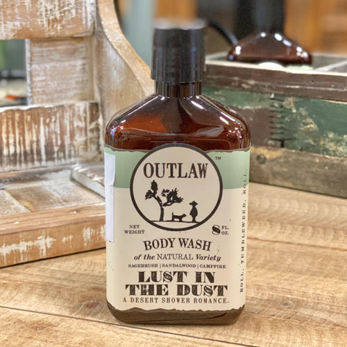 Outlaw Hair and Body Wash