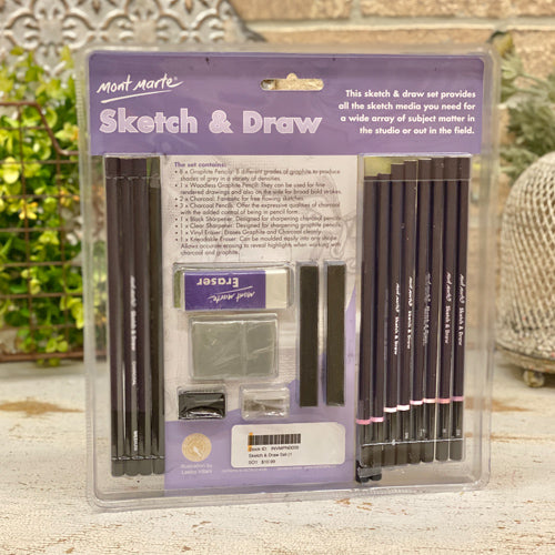 Sketch & Draw Set