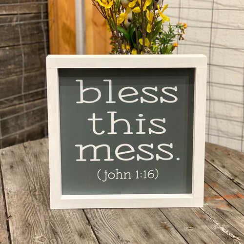 Bless this Mess - Grey