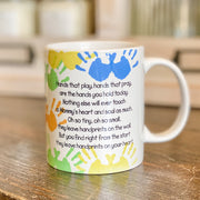 A Mommy's Heart Mug