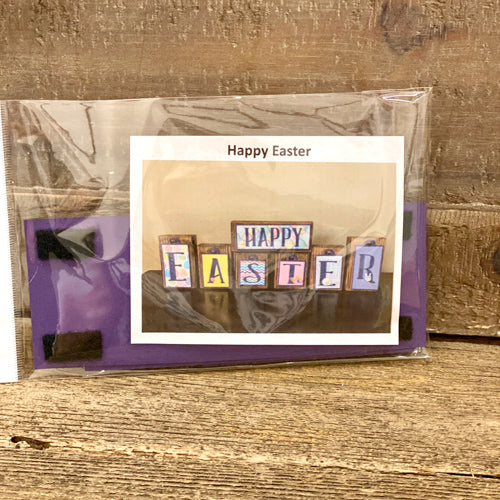 Easter Themed Block Tags
