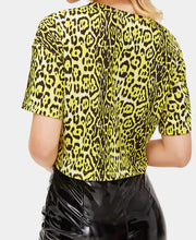 Load image into Gallery viewer, LEOPARD CROP TOP