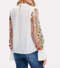 Load image into Gallery viewer, LACE FLORAL SLEEVE