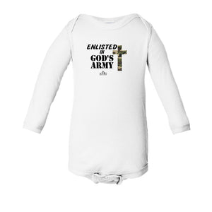 Baby Enlisted in God's Army