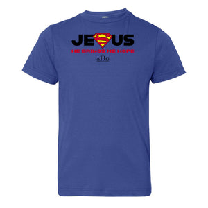 Youth Jesus Superman