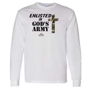 Mens Enlisted in God's Army