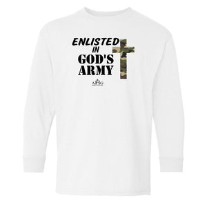 Youth Enlisted In God's Army