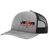 Jesus Superman Richardson Hat