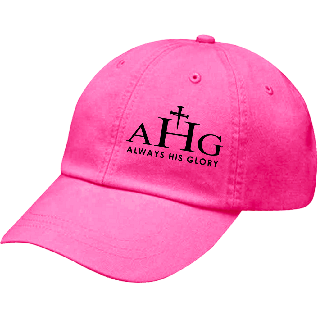 AHG Cotton Twill Hat