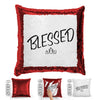 Blessed Sequin Pillow