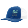 Play Hard, Pray Hard Richardson Hat