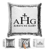AHG Sequin Pillow