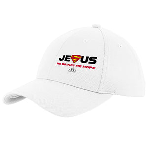 Jesus Superman Youth Hat