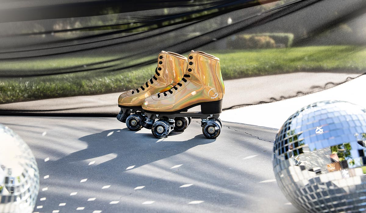 C7 Roller Skate Collections Icon