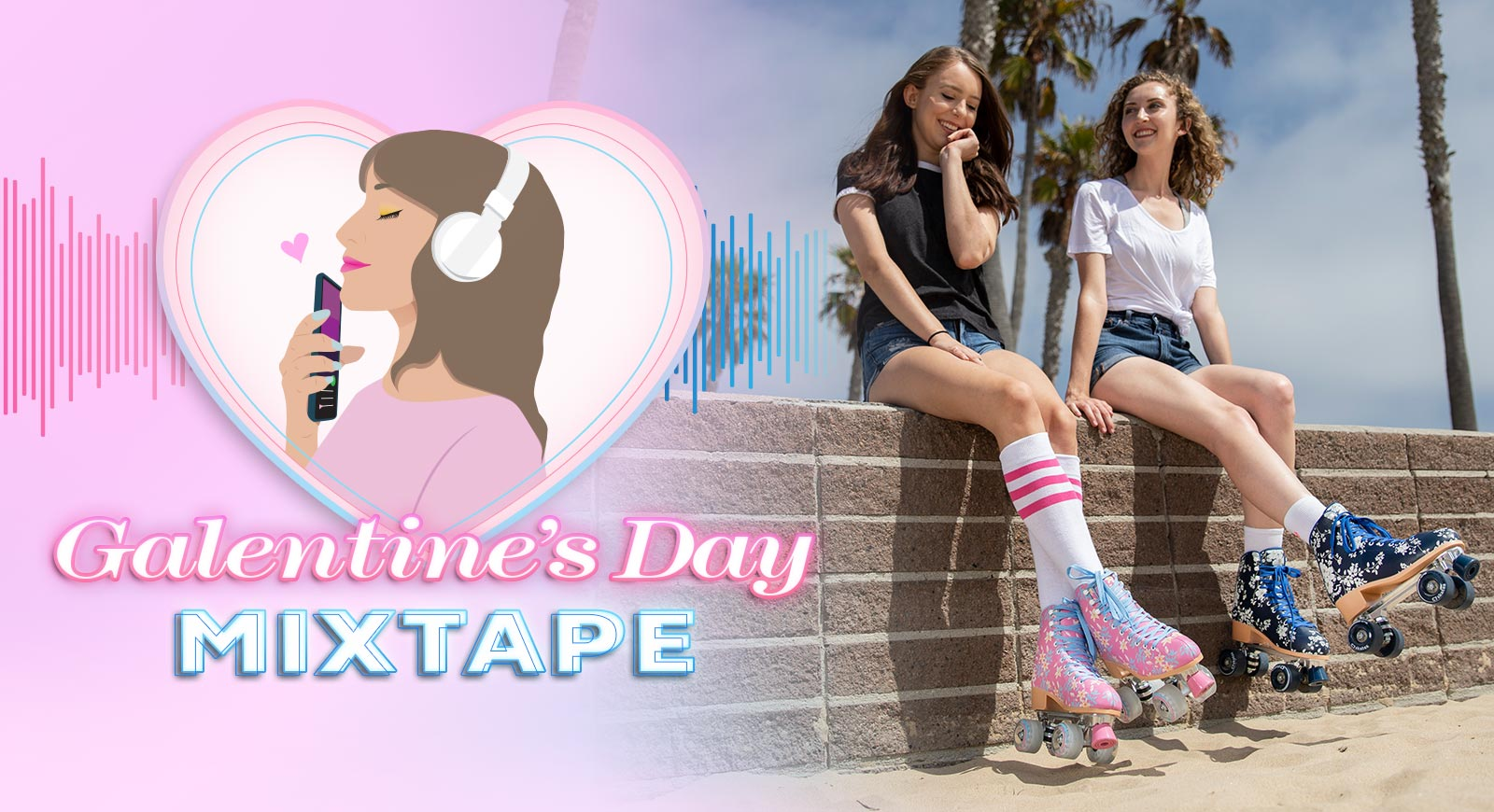 C7 Galentine's Day Mixtape