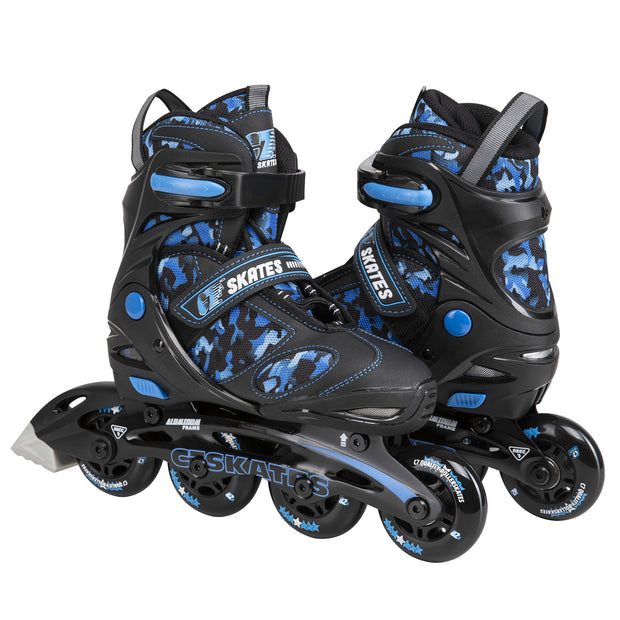 Youths and Adults Adjustable Inline Skates