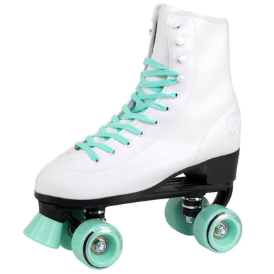 c7skates peppermint quad roller skates for outdoor use