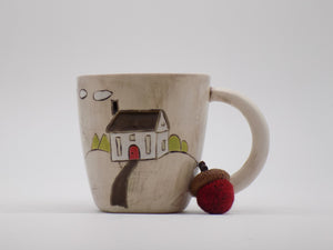 Small Porcelain Mugs