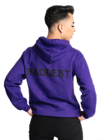 The Baddest Hoodie (PURPLE)