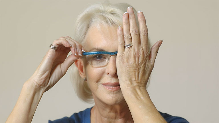 What Are Adjustable Focus Reading Glasses?