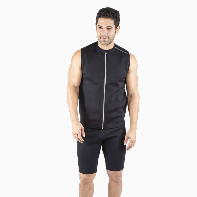 Men's Sauna Vest/Shorts Combo