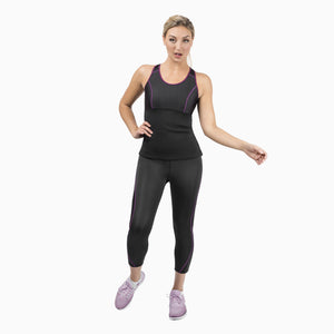NZG Sauna Tank Top/Leggings Combo
