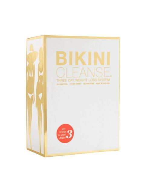 3 Day Weight Loss System - Bikini Ready Detox Cleanse - My Bikini Flex